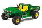 Follow link to the Gator™ TS 4X2 Utility Vehicle (Cayman Turf Tires) product page.