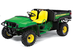 Follow link to the Gator™ TX 4X2 Utility Vehicle product page.