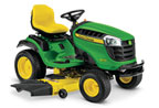 Follow link to the D170 Lawn Tractor  product page.