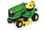 Follow link to the X370 Tractor, 42-inch deck product page.