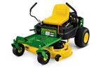 Follow link to the Z335E ZTrak™, 42-inch deck product page.
