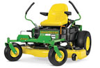 Follow link to the Z355R ZTrak™, 48-inch deck product page.