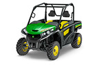 Gator RSX850i (Green & Yellow) Utility Vehicle