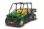 Follow link to the Gator™ XUV825i S4 (Green & Yellow) Utility Vehicle (MY17) product page.