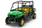 Follow link to the Gator™ XUV560 S4 (Green & Yellow) Utility Vehicle (MY17) product page.