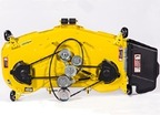 Follow link to the 54-in. Accel Deep Mower Deck product page.