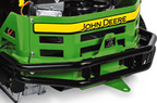 Follow link to the Attachment Bar and Hitch Kit for Z300 Series Residential ZTrak™ Zero-Turn Mowers product page.