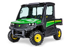 Follow link to the Gator™ XUV835M Utility Vehicle; Cab + HVAC (Pre-Order Only) product page.
