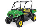 Follow link to the Gator™ XUV560E Utility Vehicle (MY18) product page.