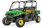 Follow link to the Gator™ XUV560E S4 (Green & Yellow) Utility Vehicle (MY18) product page.