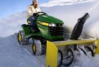 44-In. Snow Blower (X300 Select Series, X500, X520)