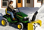 44-In. Snow Blower for 100 Series
