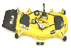 Follow link to the 48-inch Edge Xtra Mower Deck for X700 Signature Series product page.