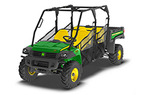 Gator XUV 825i S4 (Green & Yellow) Utility Vehicle