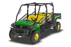 Gator XUV 855D S4 (Green & Yellow) Utility Vehicle