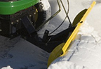 Follow link to the 46-In. Snow Blade for 100 Series & S240 Sport product page.