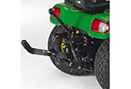 Follow link to the 3-point hitch for X700 Lawn Tractors product page.