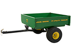 Follow link to the 21 Steel Utility Cart with Tipper for Gator XUV Models product page.